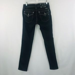 Miss Me denim boot cut jeans SZ 28